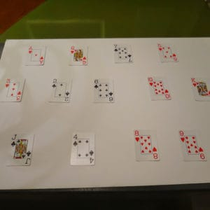 DIY CARD SORTING ACTIVITY