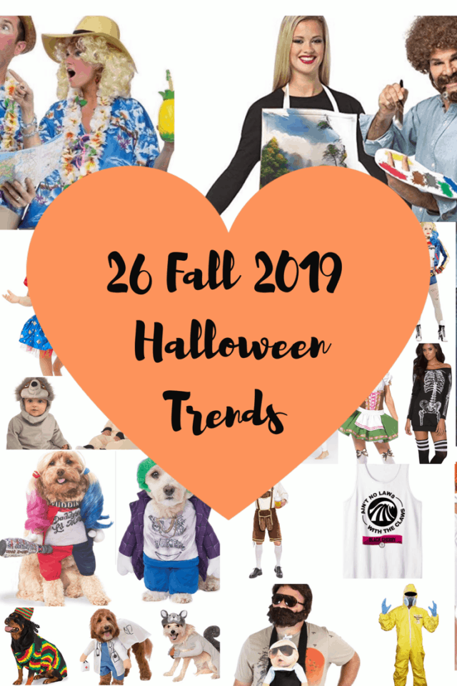 26 HALLOWEEN COSTUMES FOR 2019