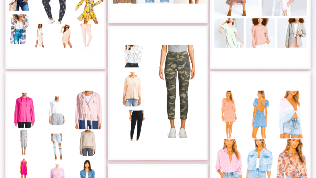 68 ITEMS TO ADD TO YOUR SPRING FASHION WISHLIST