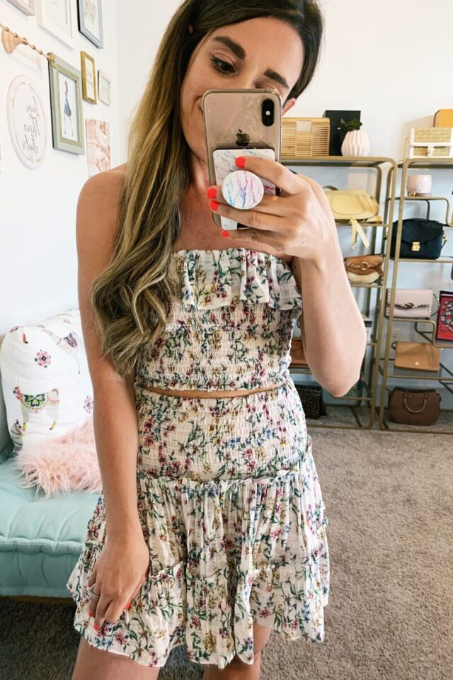 RED DRESS BOUTIQUE TRY ON JULY 2020